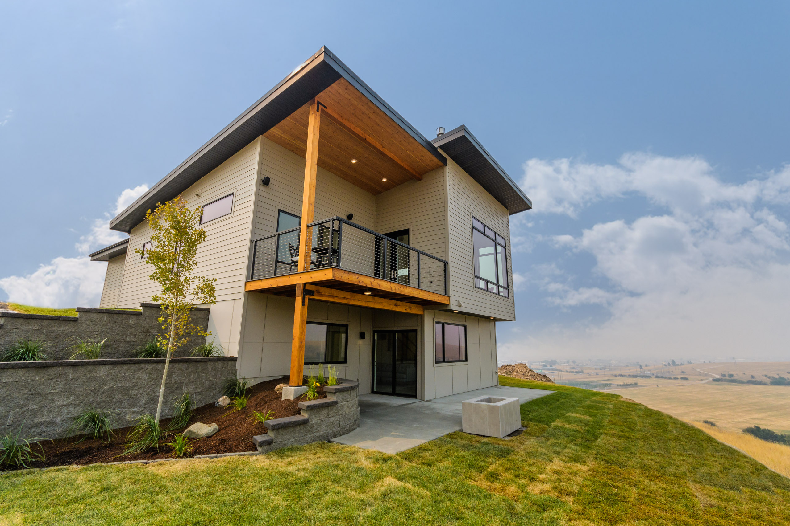 Living E In The Missoula Building Industry Ociation Parade Of Homes